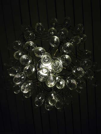 decora: Glasses lamp