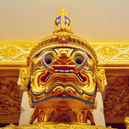 gardian: Golden Giant