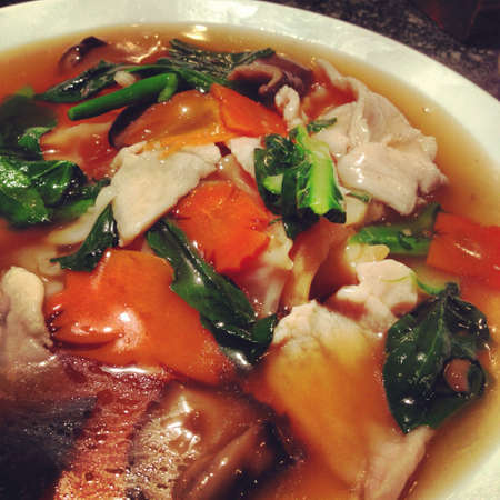 na: Pork Lad Na Stock Photo