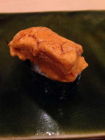 uni: Uni  Sea Urchin Stock Photo