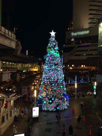 21: Christmas tree at Terminal 21 Bangkok Thailand
