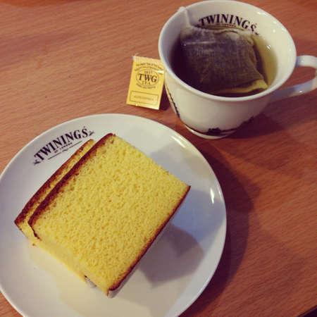 twining: Tea time
