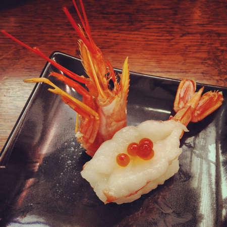 botan: Botan Shrimp