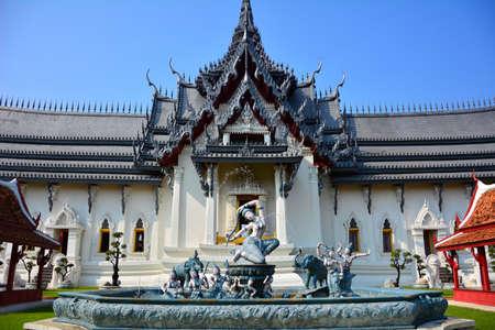 serial: Sanphet Prasart Temple