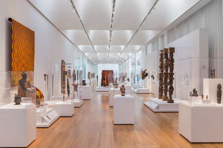 rembrandt: RALEIGH, NORTH CAROLINA - JULY 21, 2015: The North Carolina Museum of Art is an art museum in Raleigh, North Carolina which opened in 1956 as the first major museum collection in the country to be formed by State legislation and funding.
