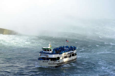 Maid of the mist - A boat ride of your life