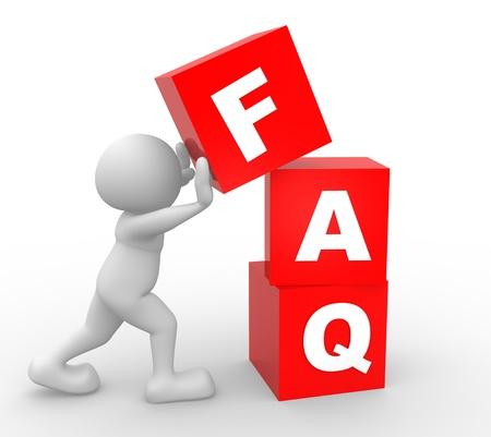 chiesto: Persone 3d - uomo, persona e le domande frequenti. FAQ concetto