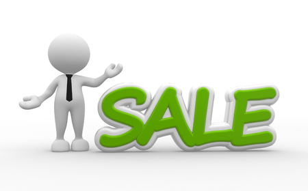 3d people - man, person and word sale
