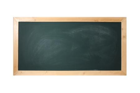 green blackboard