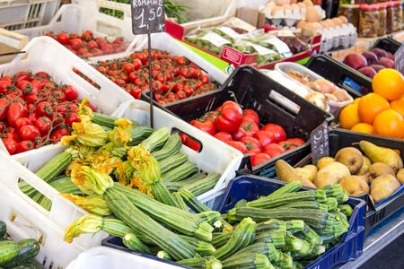 fruits and vegetables photo