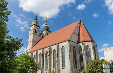 St. Johns Church in Magdeburg, Germany
