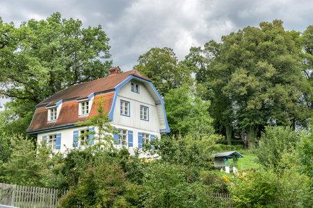 Gabriele Münter Haus in Murnau Bayern, Deutschland