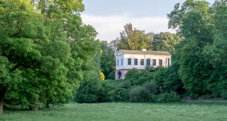 Roman house in the park on the Ilm in Weimar
