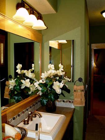 bathroom Reklamní fotografie
