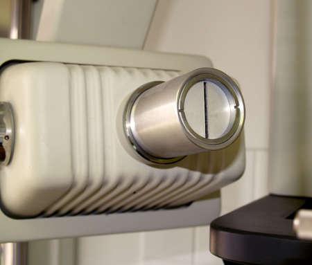 x 光線機械 写真素材