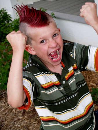 Anger! Stock Photo - 481664