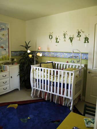 Baby's room Stock Photo - 811123