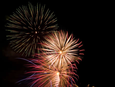 fireworks Stock Photo - 1254545