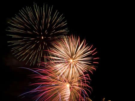 fireworks Stock Photo - 1254545