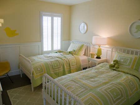 cor: bedroom Stock Photo