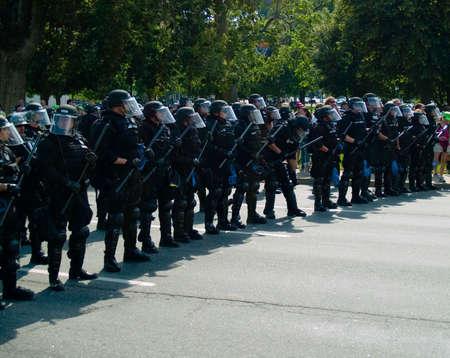 Riot Line