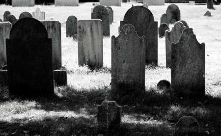 17th: Very old 17th century graveyard