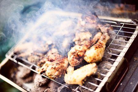 piri: Barbecue Flame Smoke