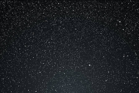 Vector Astronomical background. The stars in the night sky. 矢量图像