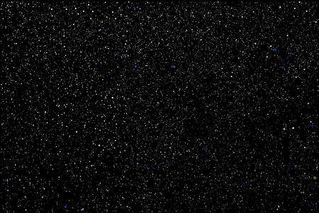 night sky stars: Vector Astronomical background. The stars in the night sky. Illustration