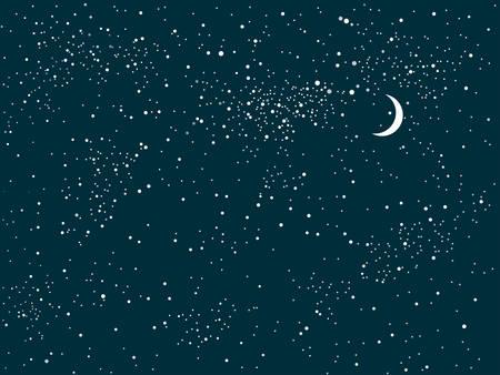 Resultado de imagen para cielo nocturno