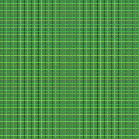 sheet iron: Vector background. The texture of the metal sheet in the form of iron in squares. Illustration