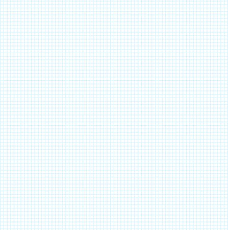 grid paper: Vector abstract background. Grid on a white background. Notebook sheet in the box. Eps 10.