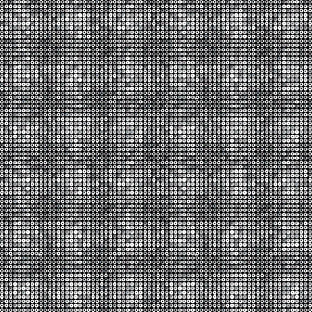 Background with shiny silver paillettes. Sparkle glitter background. Glittering sequins wall.