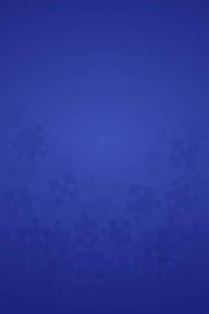 Blue Puzzles Pieces - Illustration vectorielle Jigsaw