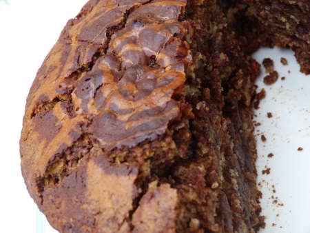gateau chocolat: MACRO VEGAN CHOCOLATE CAKE