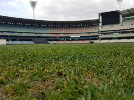 Melbourne Cricket Ground Standard-Bild