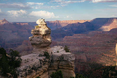 rock formation: Rock Formation in Grand Canyon