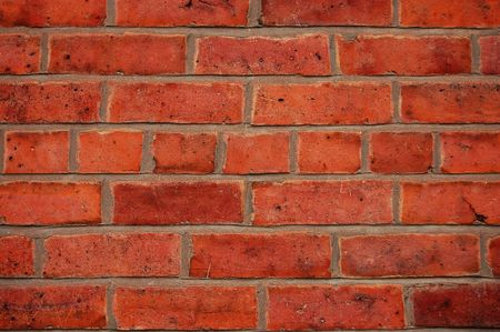 redbrick: Brick wall Background Uk