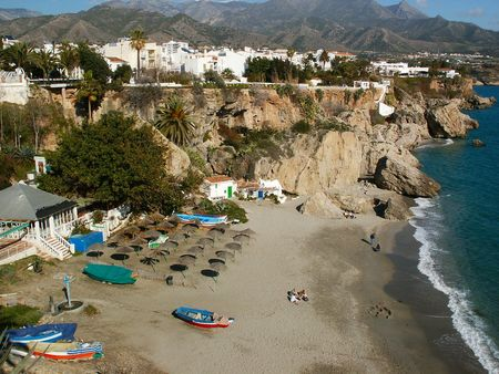 Nerja - Picturesque town on the Costa del Sol