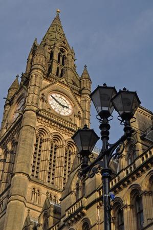 Manchester - UK Stock Photo