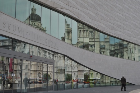 Liverpool old and new photo