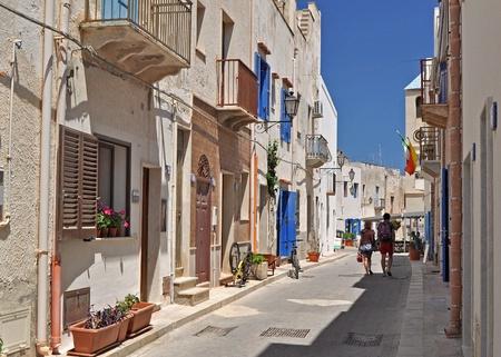 egadi: Marettimo - Egadi Islands off the coast of Sicily