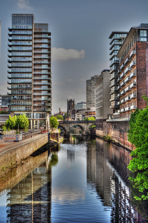 Manchester City Centre UK
