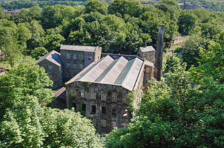 heritage: Britains Industrial heritage Editorial