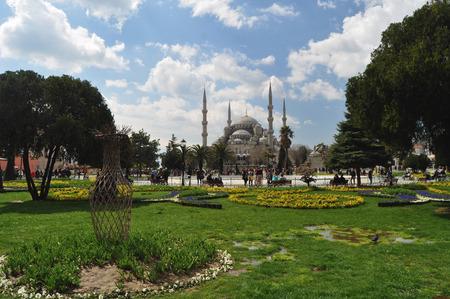 evocative: Istanbul - Turkey - Panorama Editorial