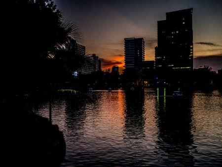 brine: Bangkok Sykline