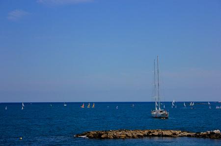 The Mediterranean Riviera
