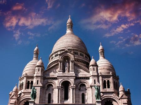 Eglise à Paris Banque d'images - 31048427