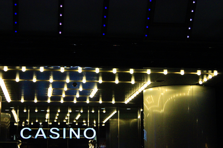 Casino on the French Riviera
