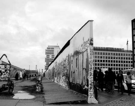 Berlin Wall Banque d'images - 149125421